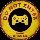 Do Not Enter Gaming